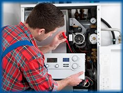water heater plumber service Denison